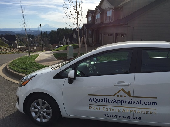 Portland A Quality Appraisal Car